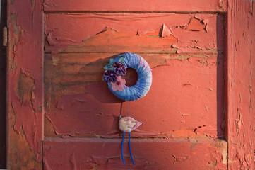 textile chaplet
