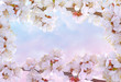 Flowering cherry frame