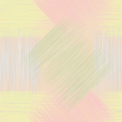 Seamless grunge striped pattern in pastel colors