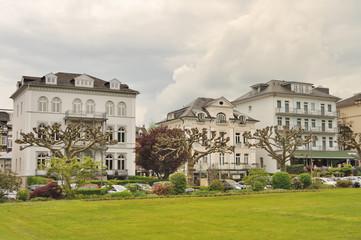 Stadtvillen in Bad Homburg