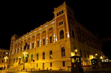 Palazzo del Parlamento Italiano a Roma