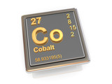 Cobalt. Chemical element.