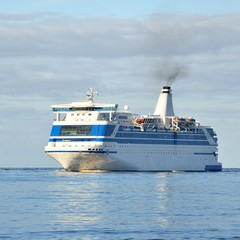 cruise ferry ship