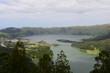 Caldeira de Sete Cidades aux Açores
