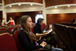 Teen at the theatre