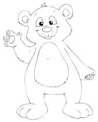 Bär, Teddy, Teddybär, Kuscheltier, Stofftier