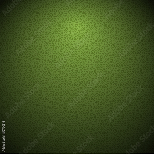green seamless texture