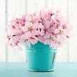 Cherry blossom flower bouquet