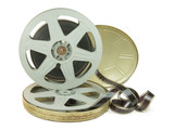 35mm Film In Two Reels And Its Can
