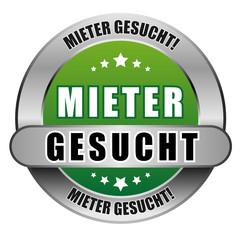 5 Star Button grün MIETER GESUCHT MG MG