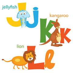 Funny alphabet 3