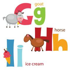 Funny alphabet 4