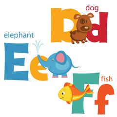 Funny alphabet 2