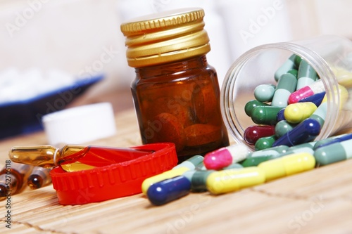 Various drugs for various conditions