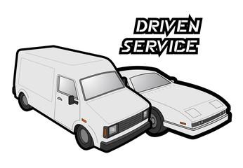 Driven service