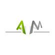 A. M. Company Logo