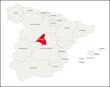 Autonome Gemeinschaft Madrid, Spanien