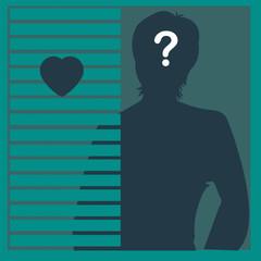 inconnu,secret,recherché,espion,ombre,amour,personnage