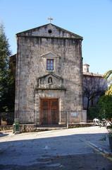 iglesia San Agustin Jarandilla de la Vera
