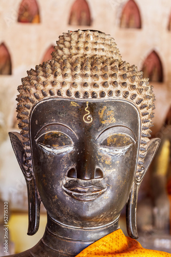 Buddha of  wat sisaket of vientiane
