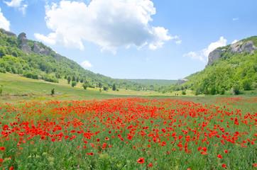 mountain in Crimea
