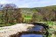 River Wharf in the Yorkshire Dales