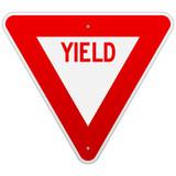 USA Yield Sign - 52720139