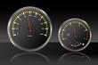 Auto Tachometer Armaturenbrett Geschwindigkeit Tankanzeige 3