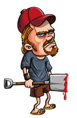 Redneck spade kiler