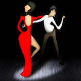 Fototapety Танец
