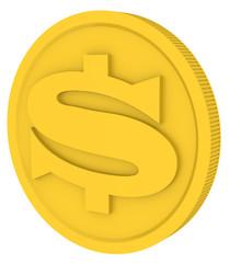 Монета. Американский доллар
