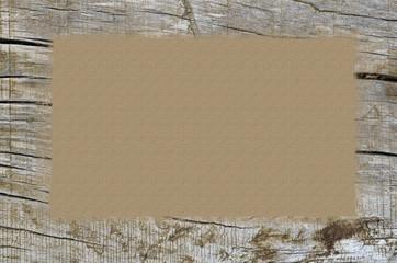 Holz Schild Tafel