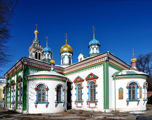 Church of St. Nicholas of Myra in Moscow