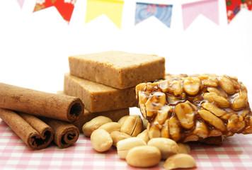 Peanuts sweet treats
