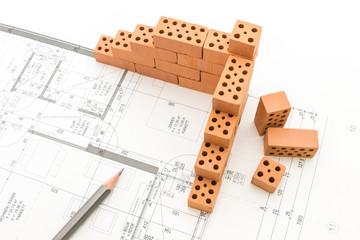 Bauphase lt. Planzeichnung - Konzept