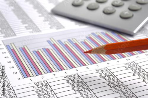 Finanzen Kalkulation
