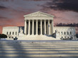 Supreme Court Clearing Storm Sky
