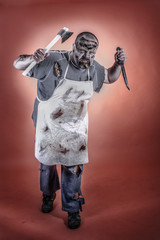 butcher zombie