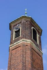 Glockenturm der Clemenskirche in Münster