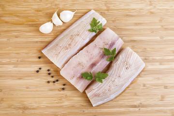 Fresh White Fish Fillets
