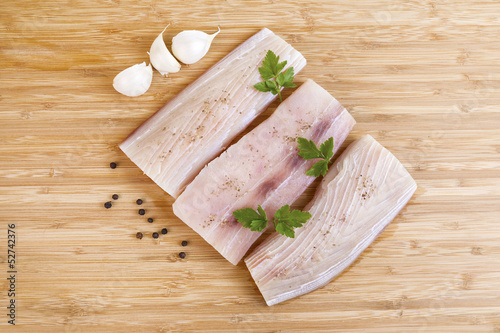 Fresh White Fish Fillets