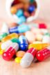 Bunch of pills