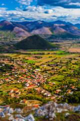 Very small village