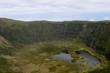 Caldeira de Faial aux Açores