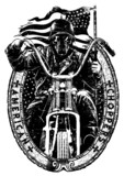 Fototapety American Choppers