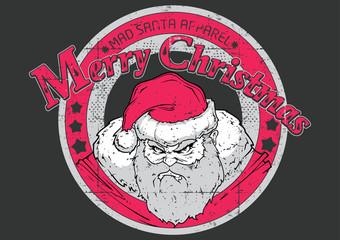 Santa's apparel