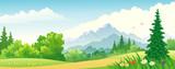 Forest banner - 52751309