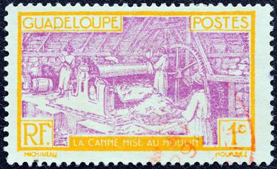 Sugar Refinery (Guadeloupe 1928)