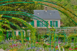 Monet house in Giverny in Normandie