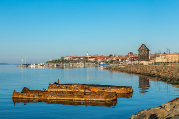 Old town of Nesebar